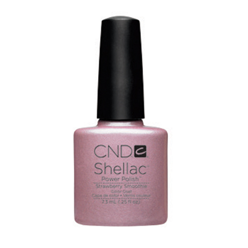 Strawberry Smoothie Shellac 1/4oz (7.3ml) CND