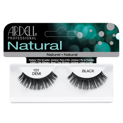 Natural Lash #101 Black Ardell Professional