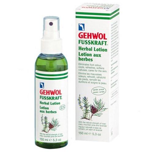 Herbal Lotion - 150ml Spray Pump (green) Gehwol