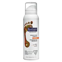 Sweaty Feet Formula #5 Footlogix 125ml/119g