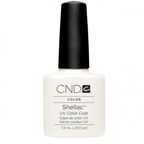 Studio White Shellac 1/4oz (7.3ml) CND