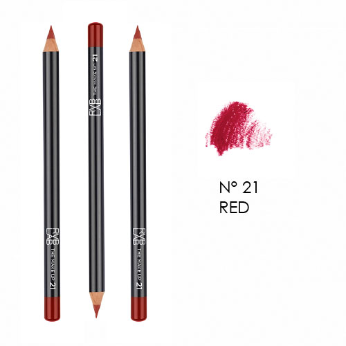 Lip Pencil 21 RVB Lab The Make Up