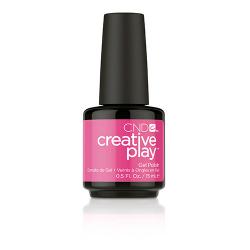 Creative Play GEL Polish #409 Berry Shocking (15ml) 0.5 oz CND