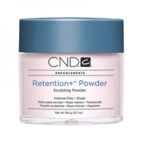 Retention + Powder Intense Pink Sheer 3.7oz CND