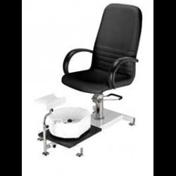 Hydraulic Pedicure Chair Black
