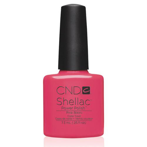 Pink Bikini Shellac 1/4oz (7.3ml) CND