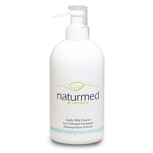 Gentle Milk Cleanser 500ml Naturmed By Cristina D