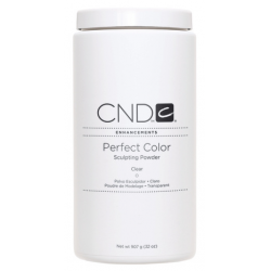 Perfect Color Clear Powder 32oz Creative CND