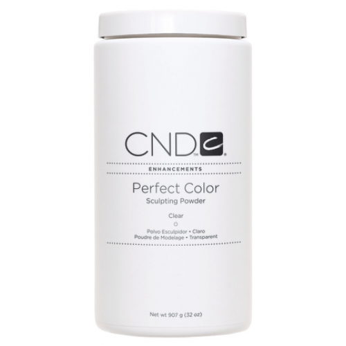 Perfect Color Clear Powder 32oz Creative CND (discontinued final sale 25% off)