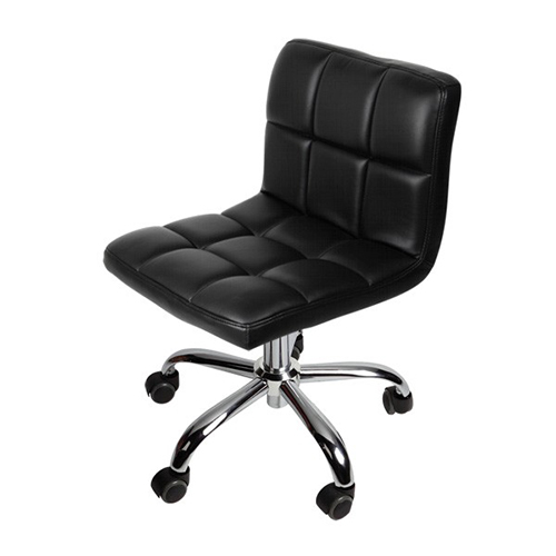 "Cookie Chair Black medium airlift 15"" to 22"""