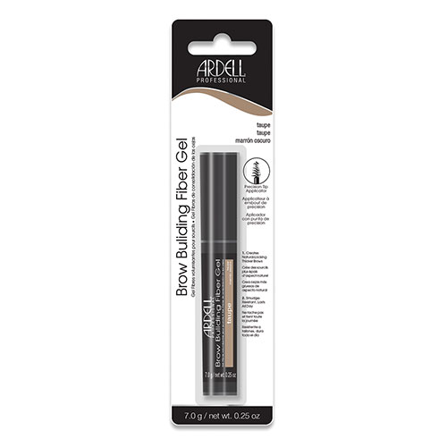 Brow Building Fiber Gel Taupe Ardell Professional - discontinued