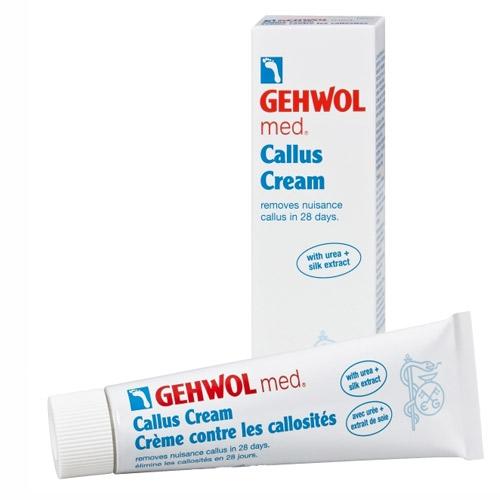 Med Callus Cream 75ml Removes Calluses In 28 Days - Gehwol