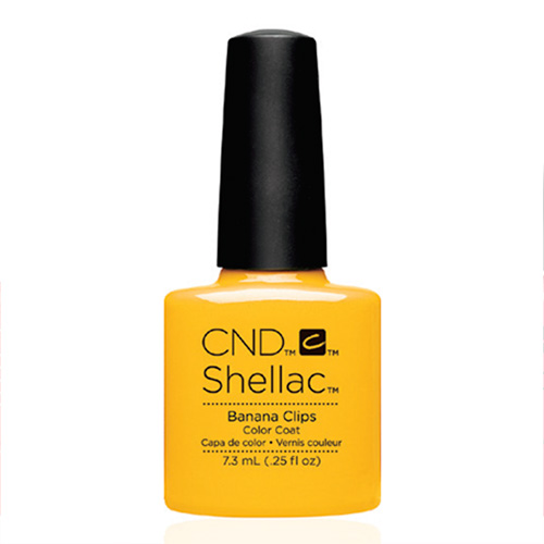 Banana Clips Shellac 1/4 oz (7.3 ml) CND discontinued