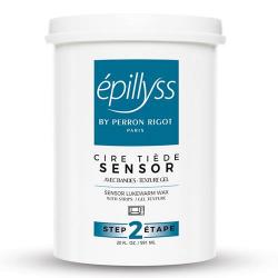 Sensor Depilatory Gel Wax 560 ml Epillyss (Aqua)