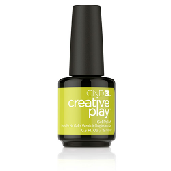 Creative Play GEL Polish #427 Toe the Lime (15ml) 0.5 oz CND