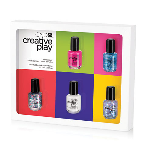 Creative Play Pinkies 5 Pack (#449, #459,#472,#452,#466) CND - discontinued