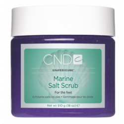 Marine Spaped Salt Scrub 18oz CND