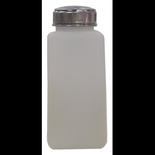 Menda Bottle With Metal Pump 8 oz