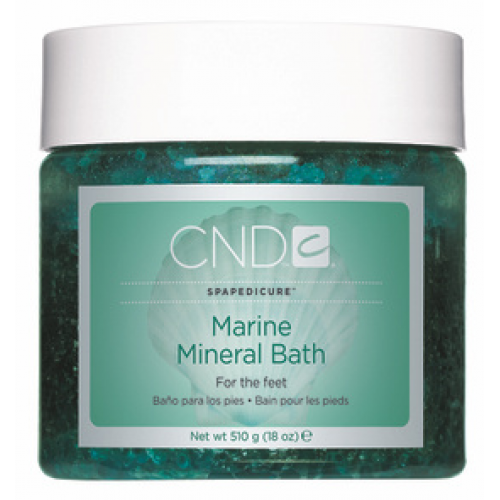 Marine Mineral Bath 18oz CND