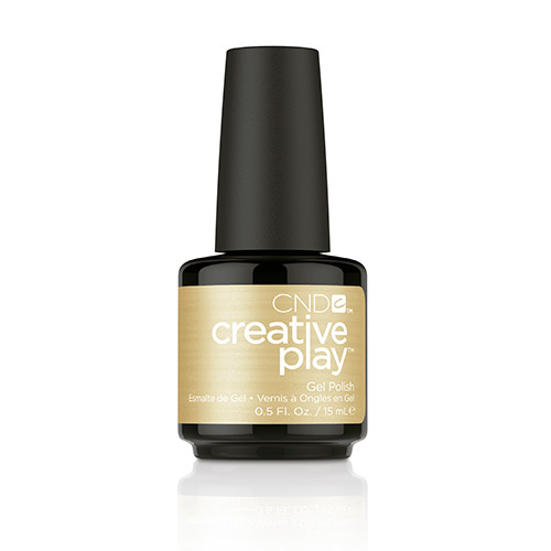 Creative Play GEL Polish #464 Poppin Bubbly (15ml) 0.5 oz CND