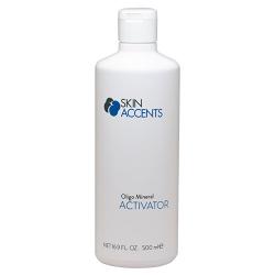 Oligo Mineral Activator 500 ml  Bottle Skin Accents