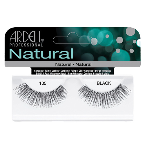 Natural Lash #105 Black Ardell Professional