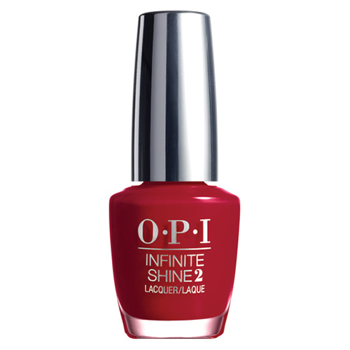 Infinite Shine Relentless Ruby Gel Effects Lacquer 1/2 oz OPI