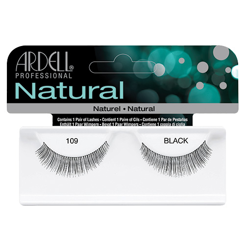 Natural Lash #109 Black Ardell Professional