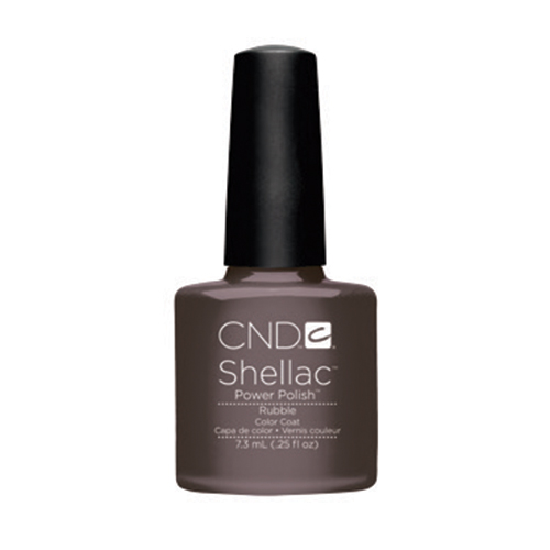 Rubble Shellac 1/4oz (7.3ml) CND