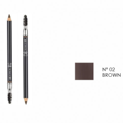 Eyebrow Pencil 02 Cool/Brown RVB Lab The Make Up