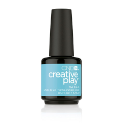 Creative Play GEL Polish #492 Amuse-mint (15ml) 0.5 oz CND