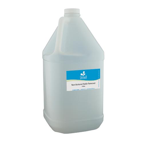 Non-Acetone Nail Polish Remover 4L