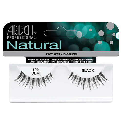 Natural Lash #102 Black Ardell Professional