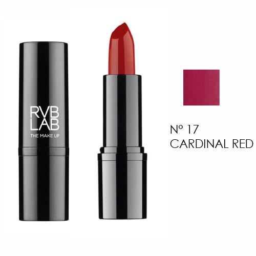 Professional Lipstick 17 RVB Lab The Make Up