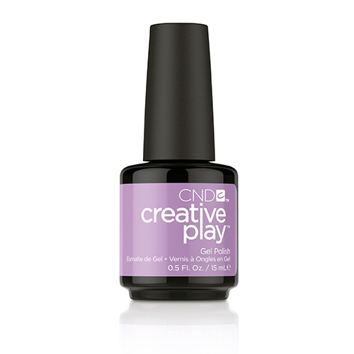 Creative Play GEL Polish #443 A Lilac-y Story (15ml) 0.5 oz CND