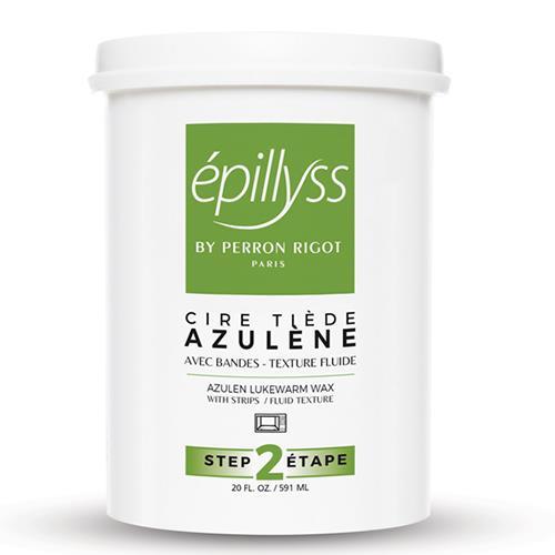 Azulene Lukewarm Wax 560ml Epillyss