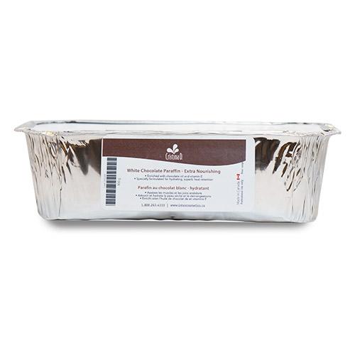 White Chocolate Paraffin Wax -Extra Nourishing 900 Gram Cristina D.