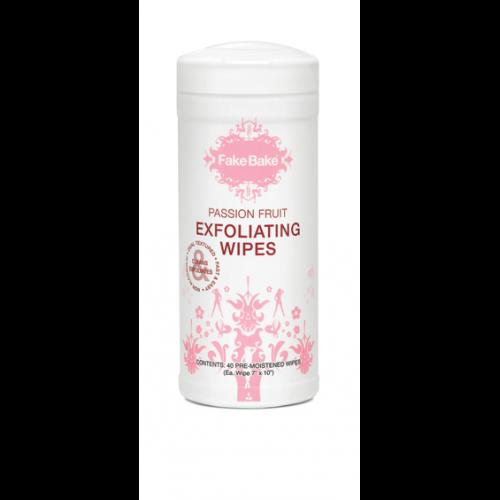 Exfoliating Wipes Passion Fruit 40/pkg Fake Bake discontinued