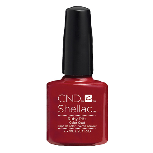 Ruby Ritz Shellac 1/4 oz (7.3ml) CND
