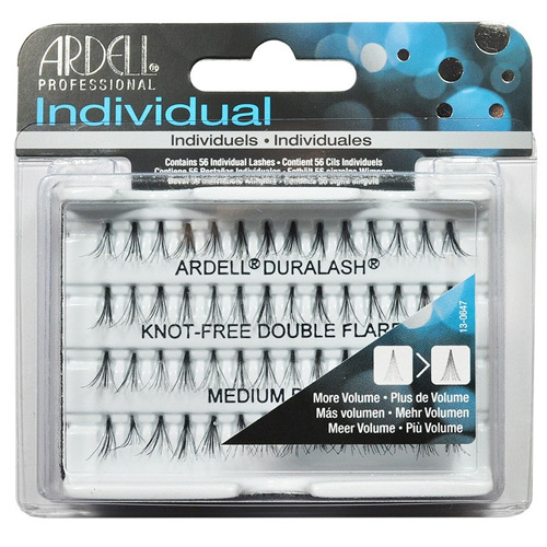 Individual Lashes Knot-Free Mixed Black Flare Ardell