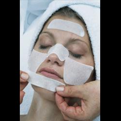 Brightening Collagen Fleece Mask (ea) Skin Accents