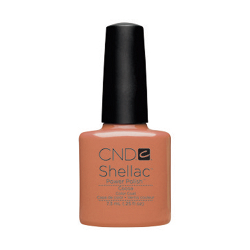 Cocoa Shellac 1/4oz (7.3ml) CND discontinued