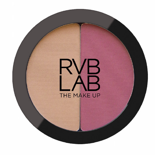 Blush Contour & Strobing Duo RVB The Makeup - Discontinued