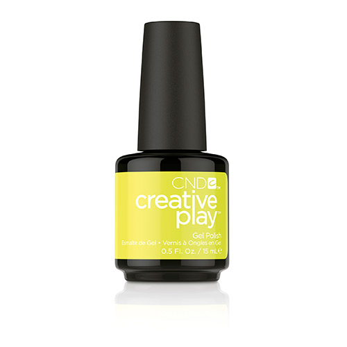 Creative Play GEL Polish #494 Carou-Celery (15ml) 0.5 oz CND