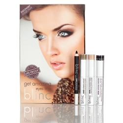 Blinc Amazing Eyes Discovery Kit (blk amp,light tn prim,light brun,bl pencil)