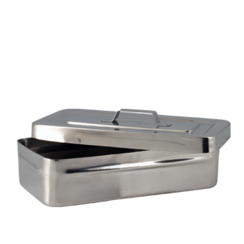 Disinfectant Tray Stainless Steel