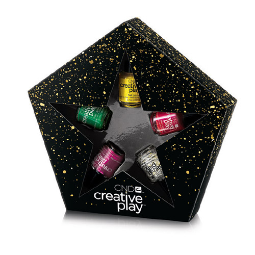 Creative Play Celebration Holiday Pinkies 5 pack CND disc