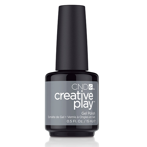 "Creative Play GEL Polish #513 Not To Be Mist ""Wonderball"" (15ml) 0.5 oz CND"