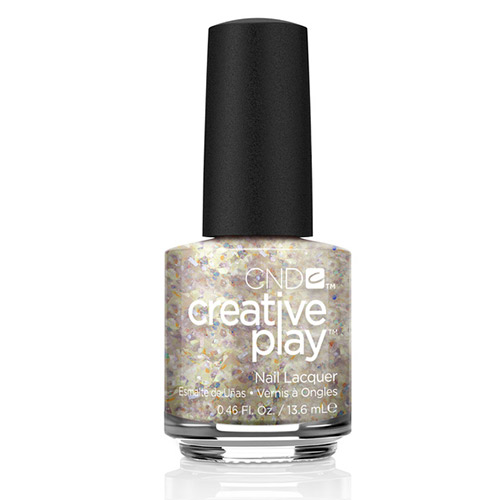 """Creative Play Zoned Out #522 (15ml) 0.5 oz """"Mood Hues"""" CND"""