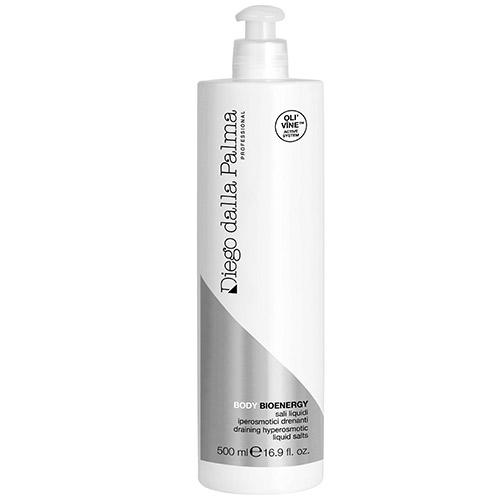 Draining Hyperosmotic Liquid Salts 400 ml Bottle Body Bio Energy DDP Skinlab